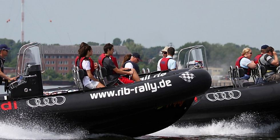 RIB Rally Tour