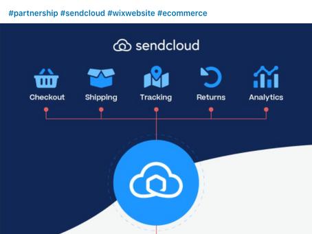 FLOR IT Partners with SENDCLOUD!