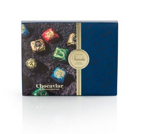 Chocoviar Blue Gift Box - 8stuks