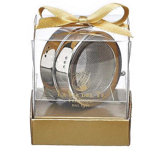 Thee ei in vorm van kistje, in geschenkverpakking - 6stuks