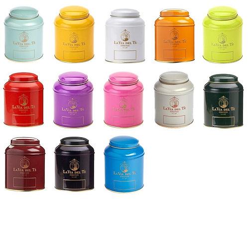 La Via del Tè, canister - 6stuks
