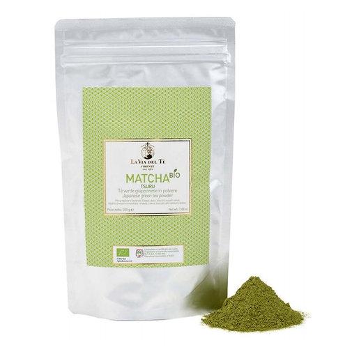 Matcha Tsuru Organic Green Tea - 2stuks