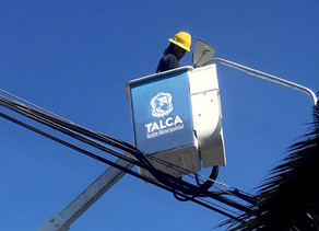 Talca, Chile on its way to becoming a Smart City