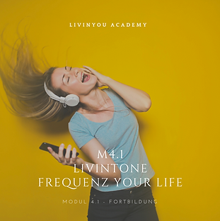 M4.1 - LIVINTONE FREQUENZ YOUR LIFE COVE