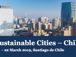 Novalume was in Chile with a sustainable cities business delegation