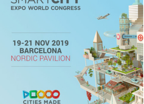 Novalume @ Smart City Expo World Congress 2019 in Barcelona