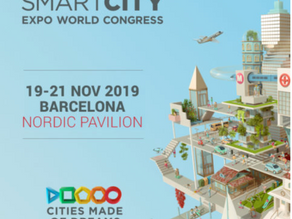 Novalume @ Smart City Expo World Congress 2019 in Barcelona