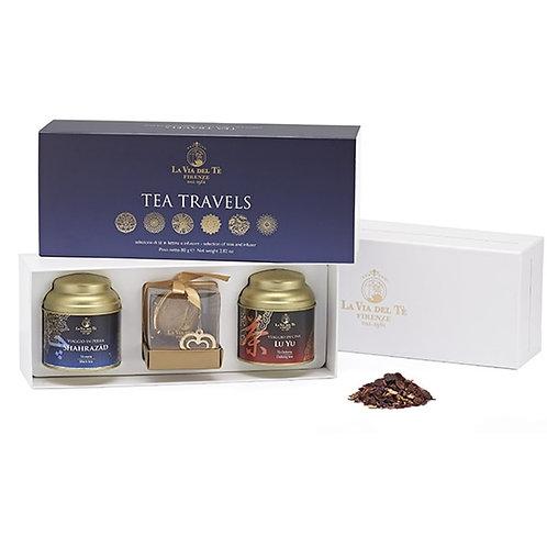 Tea Travels thee geschenkdoos - 2stuks