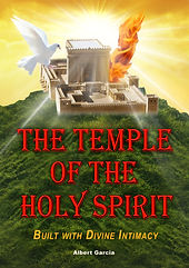 THE TEMPLE OF THE HOLY SPIRIT BOOK COVER
