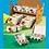 Thumbnail: Chocolade paaseitjes in medium eierdoosje - 12stuks