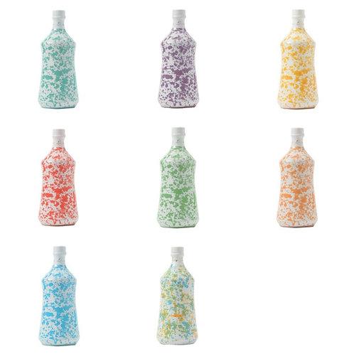 Olijfolie in keramiek fles, 'Schizzo', 500ml - 6stuks