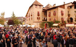 La piazza di Casez