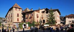 Il borgo di Casez
