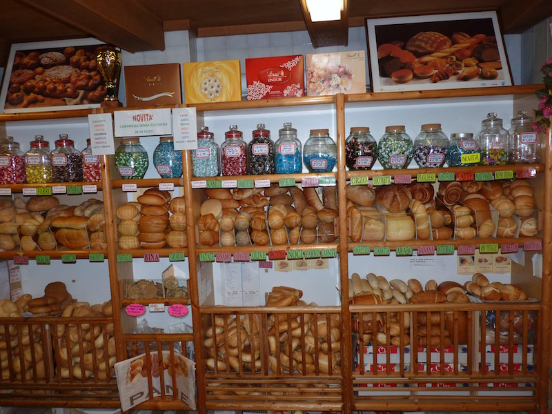 Pane e Latte Inama Franco