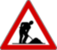 Italian_traffic_signs_-_old_-_lavori_in_