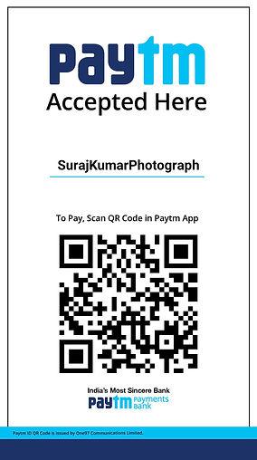 Paytm Payment QR