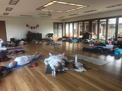 Silent wellness retreat May 2019