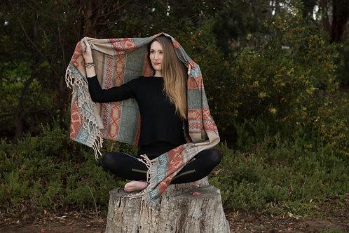 Meditation & Yoga Everyday Shawl / Scarf