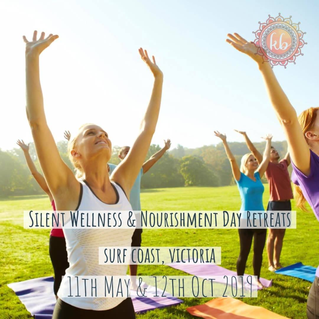 Silent Wellness & Nourishment Retreat, Surf Coast, Vic
