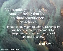 Authenticity + the right intention is the key to leading by example...