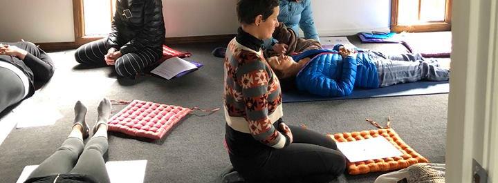 Reiki Group Session. Silent Retreat 2018