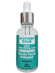 Serum Facial Antiarrugas con Acido Hialuronico