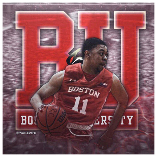 Daman Tate / Boston University