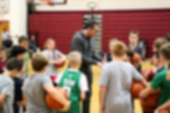 Rob Mac and Game Time Training Basketball Clinic