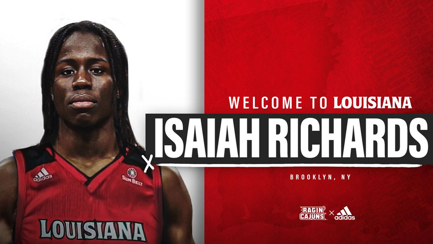 Isaiah Richards / Louisiana