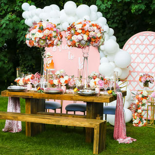 Bridal Shower: Bride To Be