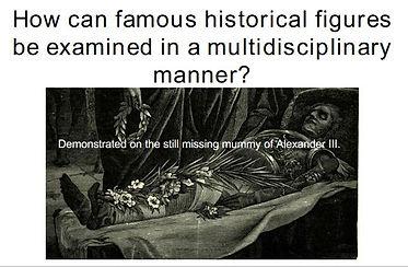 Oxford Presentation Alexander