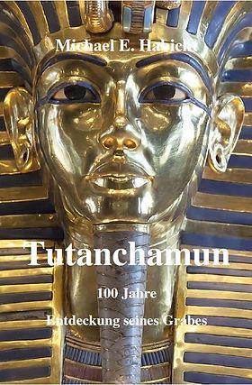 Tutanchamun Cover Buch