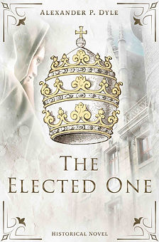 The Elected One novel Pope Joan Middle Age biographic