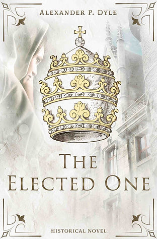 The Elected One novel Alexander P. Dyle