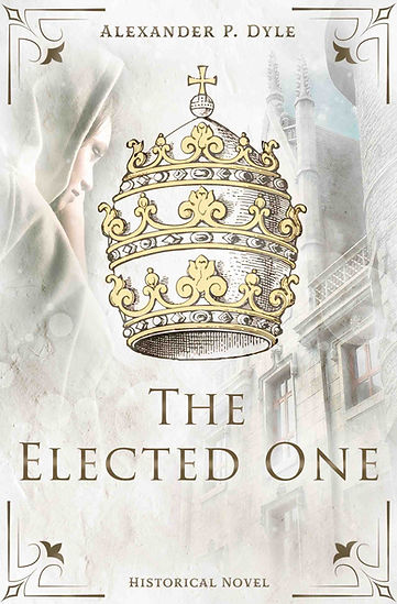 The Elected One novel by Alexander P. Dyle