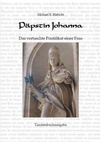 Päpstin Johanna Taschenbuchausgabe