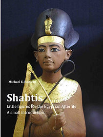 Shabtis cover Michael E. Habicht