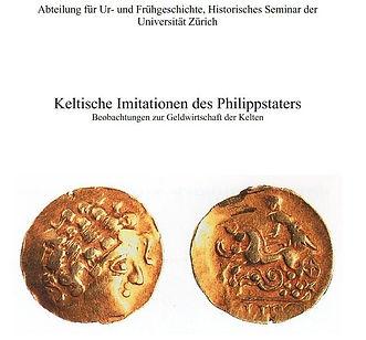 Keltische Imitationen Philipsta