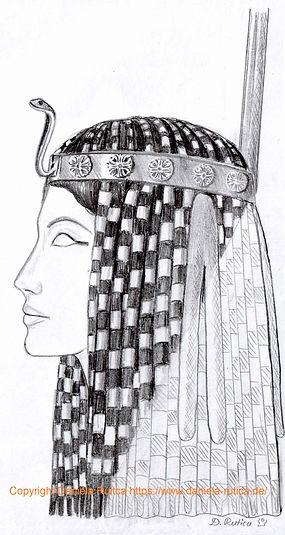 Krone der Sithathoryunet 12. Dynastie