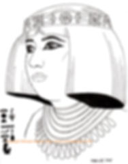 Nofret aus der 4. Dynastie