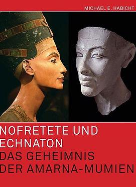 Book cover: Nofretete und Echnaton