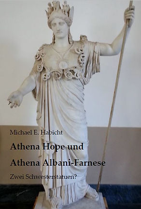 Athena Hope & Athena Albani-Farnese Buch Cover