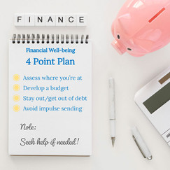 4 Point Financial Plan