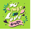 40 Days of Love Logo GenR8 (Green).png