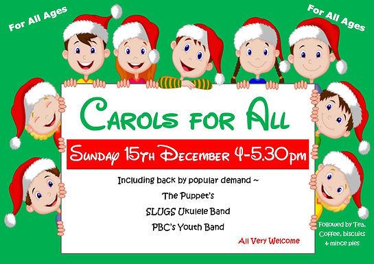 Carols for All