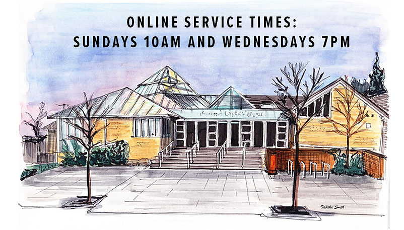 PBC Online Service Times Home Page Logo.