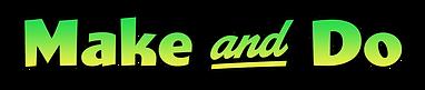 Make & Do Logo.png