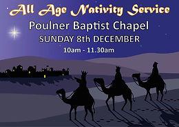 All Age Nativity Service