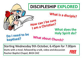 Discipleship Explored Flyer (Oct 2019) (