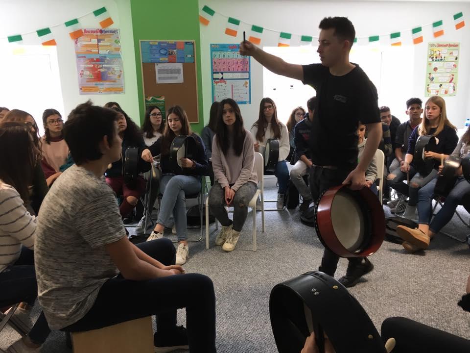 English summer programme Ireland